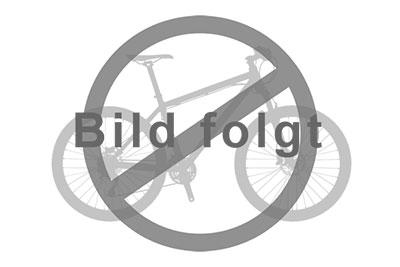 KIELER MANUFAKTUR - Alu FG 8Gg. RT - Wave schwarz glänzend, pulverlack Citybike